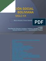Formación Social Boliviana