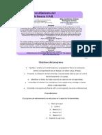 Manual de Procedimiento Del Programa de Fuerza GAR