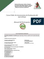 Manual Del Participante Evaluacion