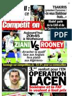 Edition du 08/12/2009