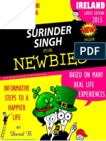 Surinder Singh for Newbies Extended Edition IRELAND 2015