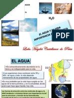 Clase Agua y La Vida Bh 2014