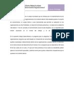 Programa de La Asignatura Tecnicas de Intervencion Organizacional