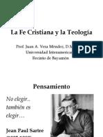 La Fe Cristiana y La Teología- Curso Fe Cristiana Segunda Presentación-4 de Junio de 2011