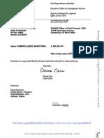 Mario Enrique Ramirez-Lainez, A205 236 187 (BIA Aug. 21, 2014)