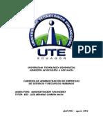 Guia de Finanzas Ute