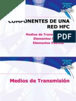 Componentes de Una Red HFC