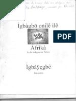 Igbagbo Onile Ile