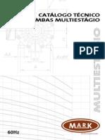 Catálogo Técnico - Multiestagio Mark