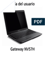 Um Gateway 1.0 Es Sjv50hr
