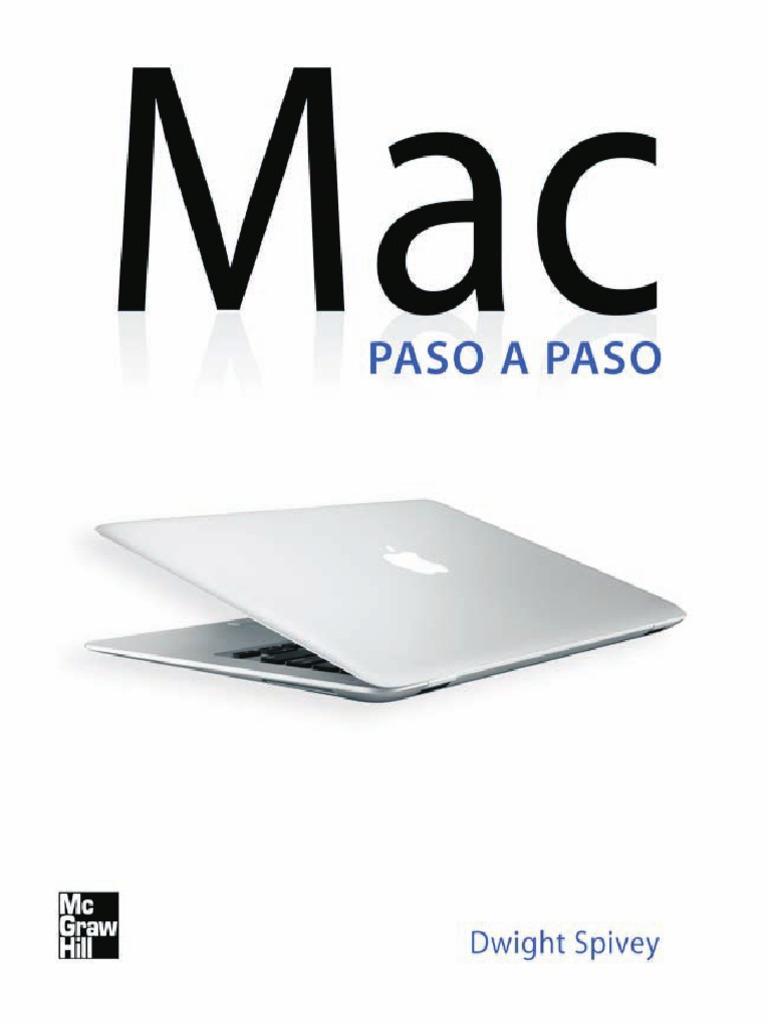 Mac paso a paso