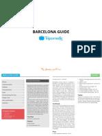 Tripomaticcity Guide Barcelona