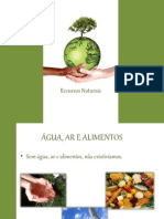 Recursos Naturais - Ciências - Ensino Fundamental