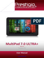 Prestigio Multipad 7 0 Ultra Plus Pmp3570c