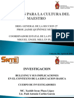 Presentacion de La Investigacion[1][1]