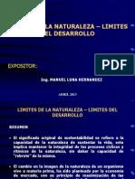 1.3.Limites Naturaleza