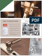 Link Locks Catalogue