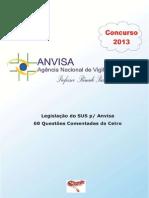 eBook Legislação Sus Questões Cetro Anvisa (2)