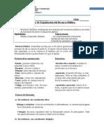 Guía Discurso Publico