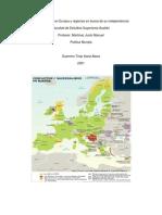 Nacionalismos en Europa y Regiones en Busca de Su Independencia