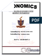 Macroeconomics -Handouts