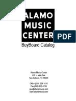 Alamo Music Center BuyBoard Catalog