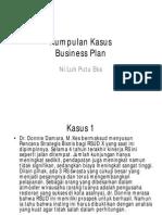 Kasus - Business Plan