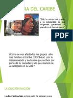 Diapositiva - La Discriminación Racial