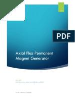 && Axial Generator Final &&