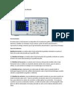 Descripción Electronica Analogica