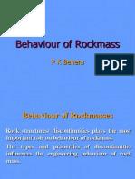 Behaviour of Rockmass