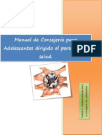 N-074-AM-440-2011-MóduloII. Pautas Practicas Para La Consejeria Con Adolescentes..