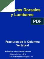 5- Fracturas lumbares
