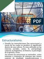 presentacion estructuralismo