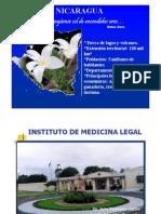 Medicina Legal Nicaragua