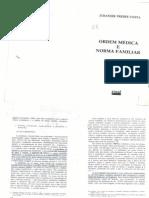 Texto 2 Costa Jurandir Ordem Medica e Norma Familiar