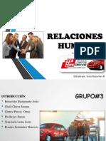 Tes-drive Relaciones Humanas (Grupo # 3)