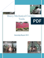 Heavy Mechanical Complex