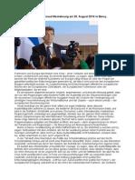 2014-08-25 Arnaud Montbourg - Pressekonferenz
