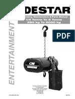 New Lodestar Maintenance Manual