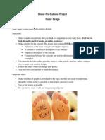 hon precal project - design a poster