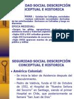 Historia Seguridad Social