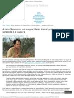 Ariano Suassuna_ Um Esquerdismo Transitando Entre a Safadeza e a Loucura « Ceticismo Político