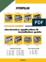 LEBH4623-00 (C7-C32 ACERT - Manuale Di Installazione Elettronica)