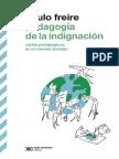 Freire Pedagogia de La Indignacion