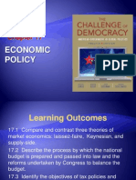 Janda.chapter 17 Challenge of Democracy Economic Policy