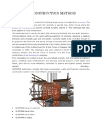 Slipform Construction Method