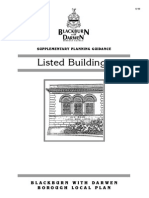 2015 DL Listed Buildings Supplementary Planning Guidance