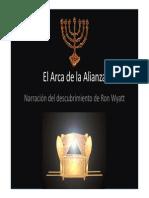 Ron Wyatt - El Descubrimiento Del Arca de La Alianza