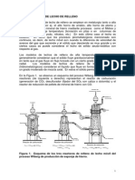 (3)Diseño de Reactores de Lechos de Relleno Completo
